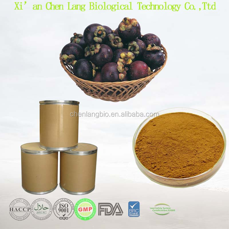 Top Quality Mangosteen Extract Xanthones with Rich Experience