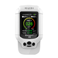Multi function air monitor quality detector with LCD Screen display  PM2.5 PM1.0 PM10 HCHO TVOC