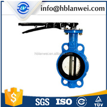 PN16 Handle Manual Wafer Center Butterfly Valve D71X-16
