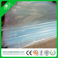 Blue LDPE greenhouse film with UV protection from China manufaturer