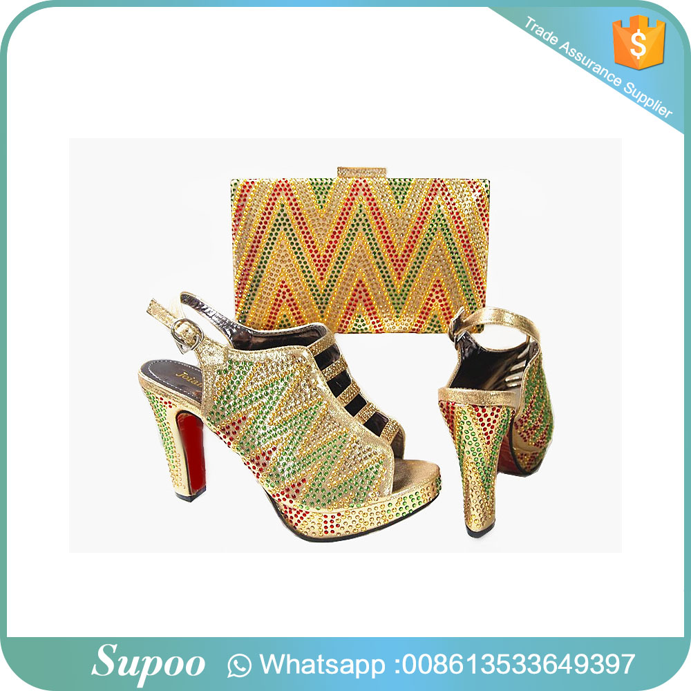 Elegant party wear high <strong>heels</strong> for party lady shoes and handbag girls high <strong>heel</strong> sandals