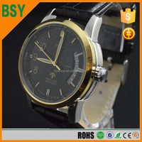 elegance fashion watches top quality cheap price made in china luxury brand men mechanical watches wholesale