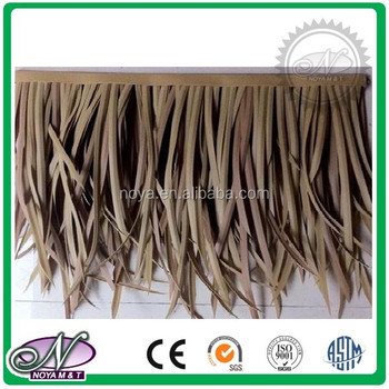 Gazebo artificial decoration synthetic thatch roof tiles