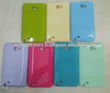 Promot goods stock goods TPU case for Samsung galaxy s2 i9100 Jelly case