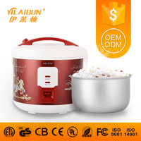Cooking equipment red wholesale used appliances rice cooker