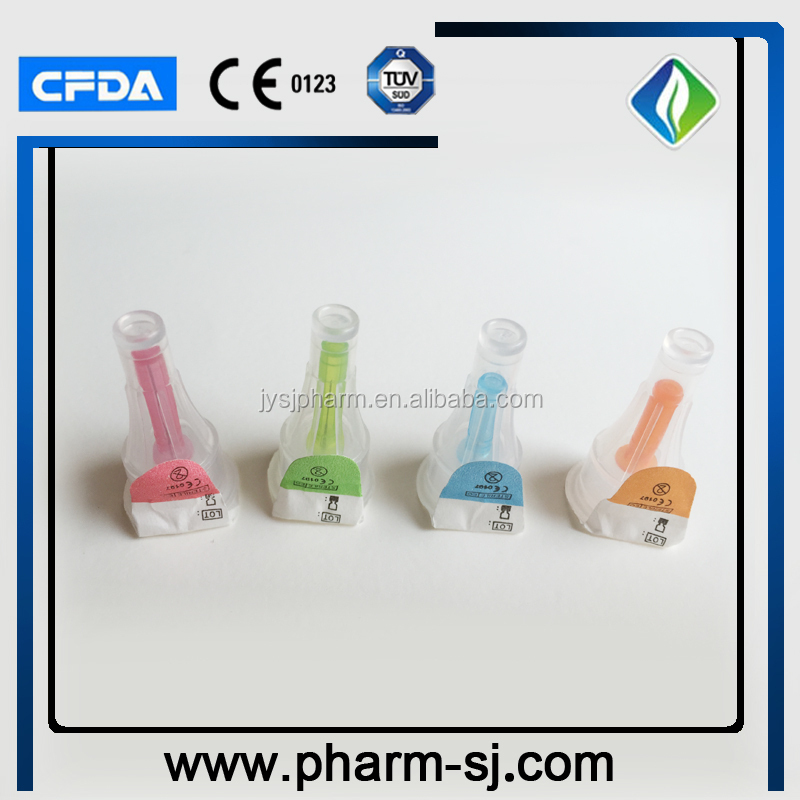 CE&ISO approved sterile medical insulin pen needle