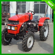 New design and high quality mini four wheel farm tractor made in China