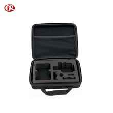 Action camera case for Go Pro custom zipper foam molded case 4