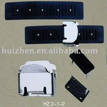 metal suspender adjuster buckle