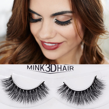 Manufacturers supply free fake mink eyelashes 3d bulk mink lashes for sale