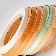 PVC edge banding tape for brass furniture decoration