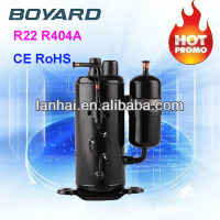 rotary vertical air conditioning T3 condition compressor for heat pump
