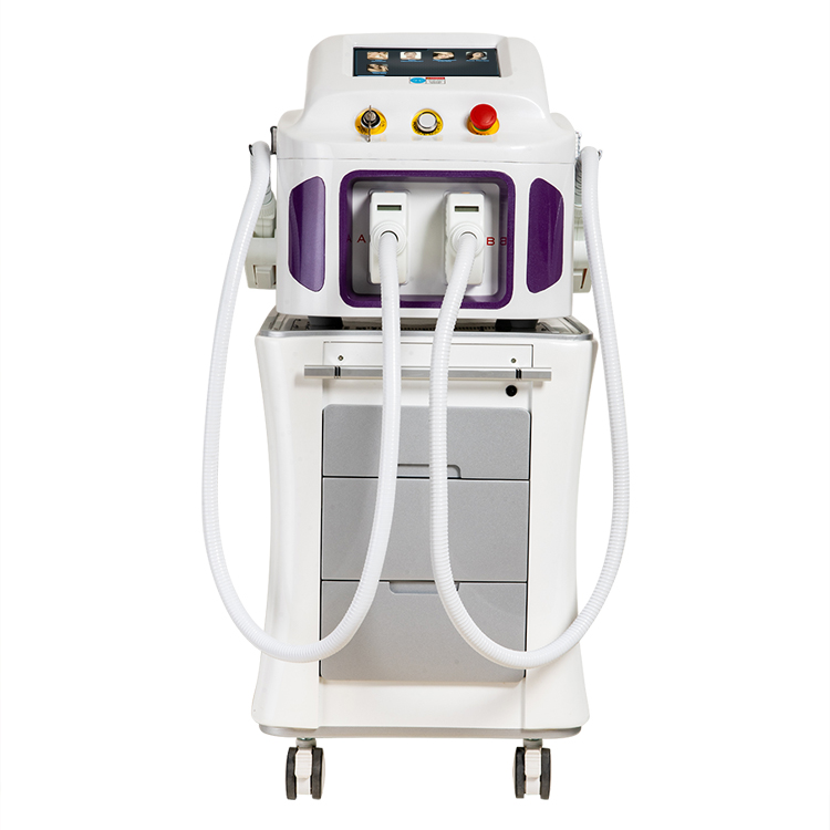 IPL SHR Hair Removal Machine Skin Care Beauty Device