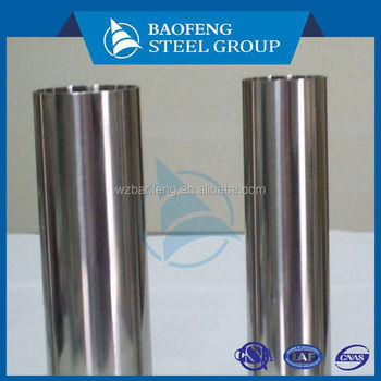 competitive price 304 304l 316 316l seamless stainless steel pipe/tube