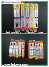 Compatible ink cartridge PGI-750 CLI-751 for Canon printers with 5/6 colors