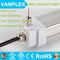 1200mm explosion proof lighting led tri-proof light 110lm/w