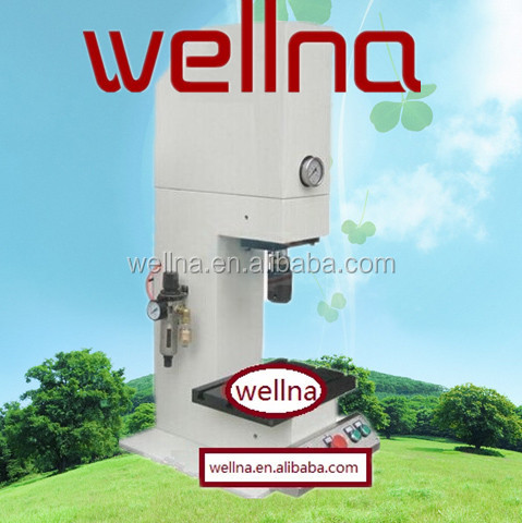 high quality Wellna manual hydraulic press machine and punch