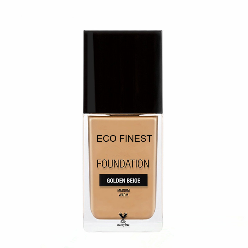 High-performing Matt Foundation Golden Beige <strong>Face</strong> Foundation 1 Fluid Ounce- 888022