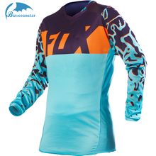 Hot selling sublimated motorcycle & auto racing jersey wear