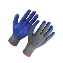 cheap Colorful shell latex gloves