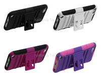 phone accessory wholesale new arrival kickstand case for ipod touch4