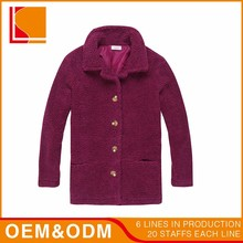 Cheap Shell 98% Polyester Woman Winter Jacket Clothes Online