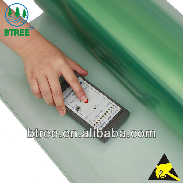 Btree Antistatic PET Roll For Vacuum Forming