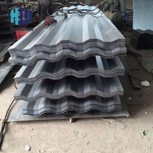 Wholesale China trade galvanized corrugated steel sheets for walls spa-h container side panel