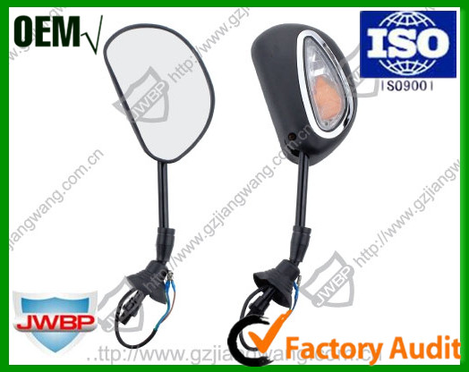 Cheap Chinese Motorcycle Side Rearview Mirror DY100