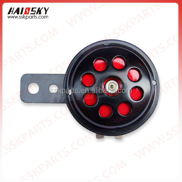 HAISSKY motor parts motorcycle horn for whole sale for honda suzuki kawasaki