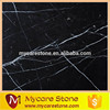 Prefab best quality cheap nero marquina marble
