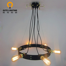 China Supplier Quality Chain Hanging Pendent Lamp for Hotel Office