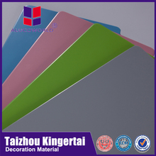 Alucoworld diversified latest designs wide selection standard size 1220mmX2440mm antiseptic acp