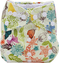 Ohbabyka cute sunny cloth baby nappies and diapers manufacturers