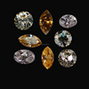 Crystal Cubic Zircon Loose Gemstone For