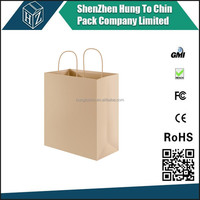 Packing Factory Brown Foldable Shopping Diy