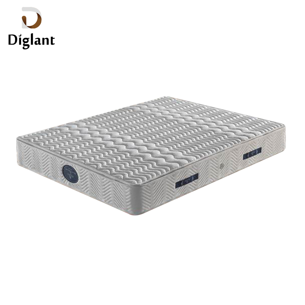 DM045 Diglant Gel Memory Latest Double Fabric Foldable King Size Bed Pocket bedroom furniture outdoor mattress - Jozy Mattress | Jozy.net