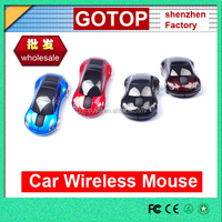 Plastic BMW 2.4G wireless mouse car mouse Optical Gaming Mouse usb Mice cheap promotional gift