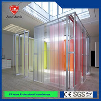 4x8ft 4x6ft Many colors and clear cast acrylic sheet/PMMA sheet/plastic sheet