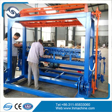 Fixed Knot Field Fence Machine