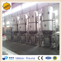 capsule granule fluid bed granulating equipment