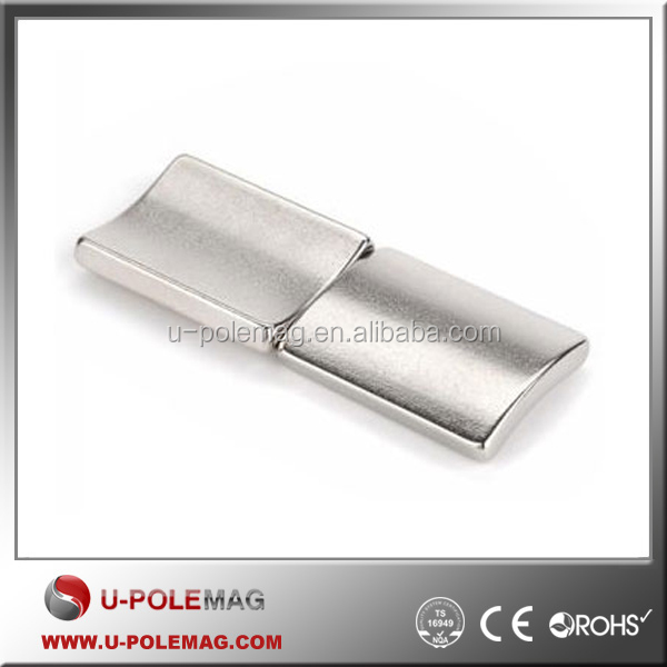 Powerful Segment Arc Motor Magnet/Customized Sintered Neodymium Magnets