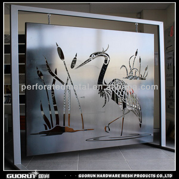 laser cutting metal wall art/metal coffee cup wall art