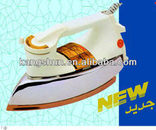 Professional auto shut-off electric dry iron