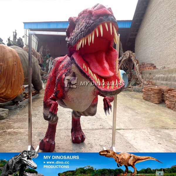 My Dino-professional dinosaur mascot light costumes inflatable