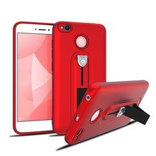 Ring Grip Holder Kickstand Mobile Phone Case for REDMI 4X