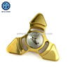 2017 Gold Triangle Aluminum Hand Spinner