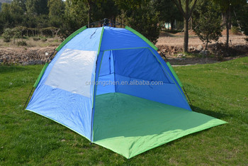 POP UP easy folding camping tents 2016 new UV beach tent