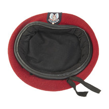 Wool cheap hat nigeria church beret fashion beret for men