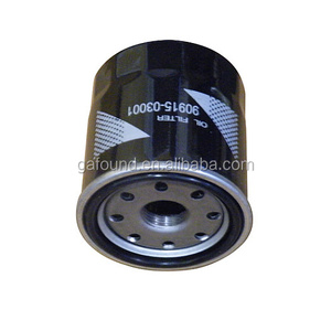 suitable for toyota spare parts oil filter 90915-03001